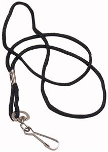 Select Black Lanyard