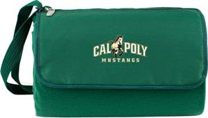 Picnic Time Cal Poly Mustangs Outdoor Blanket