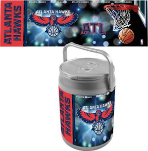 Picnic Time NBA Atlanta Hawks Can Cooler