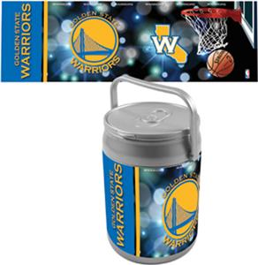 Picnic Time NBA Golden State Warriors Can Cooler