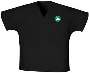 Cherokee Boston Celtics V-Neck Scrub Tops