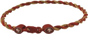 Eagles Wings NFL San Francisco Twist Necklaces