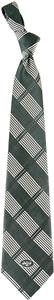 Eagles Wings NFL New York Jets Woven Plaid Tie