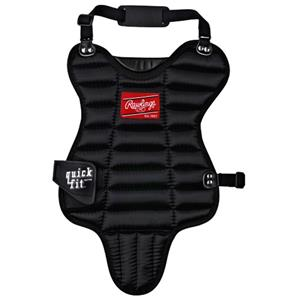 "Rawlings Youth 12"" Baseball Chest Protectors 6P1"