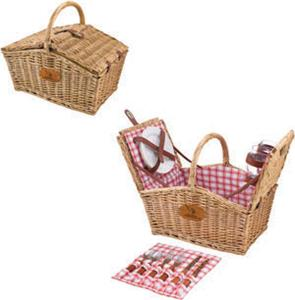 Picnic Time NFL Arizona Cardinals Basket