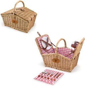 Picnic Time NFL Atlanta Falcons Piccadilly Basket
