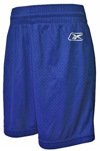 Reebok 2 Ply Mesh Youth Athletic Shorts-Closeout
