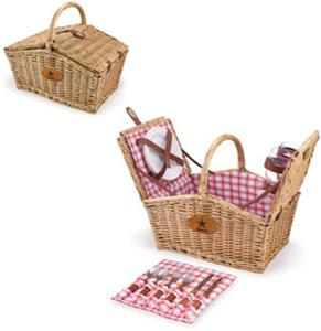 Picnic Time NFL Dallas Cowboys Picnic Basket