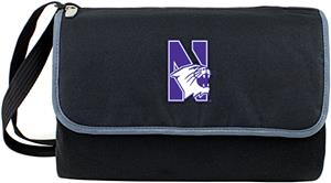 Picnic Time Northwestern Wildcats Outdoor Blanket