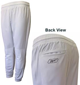 Reebok Pull Up Double Knit Baseball Pants-Closeout