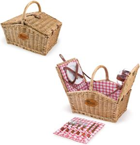 Picnic Time NFL New England Patriots Picnic Basket
