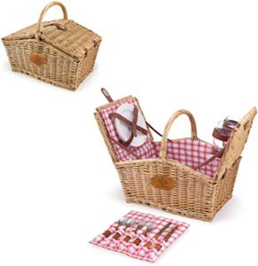 Picnic Time NFL New Orleans Saints Picnic Basket