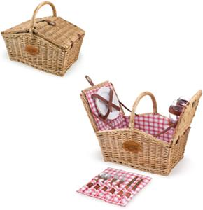 Picnic Time NFL Philadelphia Eagles Picnic Basket