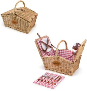 Picnic Time NFL San Diego Chargers Picnic Basket