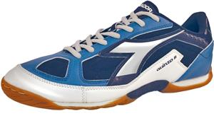Diadora Quinto R ID Indoor Soccer Shoes - Blue