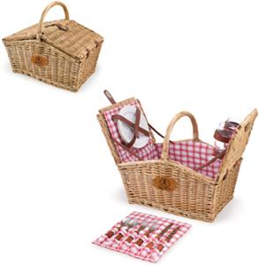 Picnic Time NFL Washington Redskins Picnic Basket