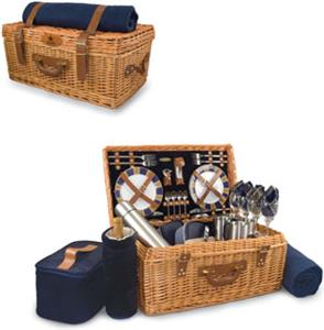Picnic Time NFL Dallas Cowboys Windsor Basket