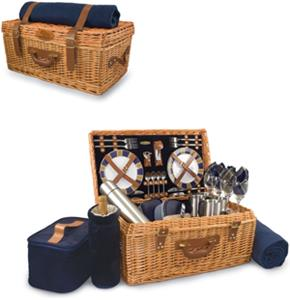 Picnic Time NFL Denver Broncos Windsor Basket