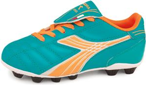 Diadora Forza MD JR Soccer Cleats - Aqua