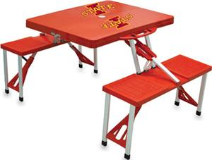 Picnic Time Iowa State Cyclones Picnic Table