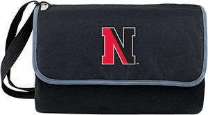 Picnic Time Northeastern Huskies Outdoor Blanket
