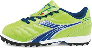 Diadora Forza TF JR Soccer Shoes - Lime Green