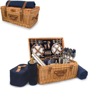 Picnic Time NFL New England Patriots Basket