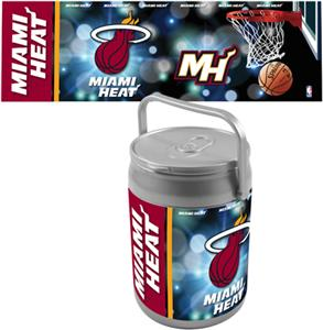 Picnic Time NBA Miami Heat Can Cooler