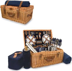 Picnic Time NFL Oakland Raiders Windsor Basket