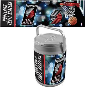 Picnic Time NBA Portland Trailblazers Can Cooler