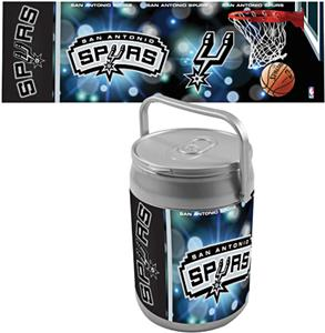 Picnic Time NBA San Antonio Spurs Can Cooler