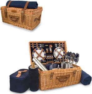 Picnic Time NFL San Diego Chargers Windsor Basket