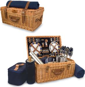 Picnic Time NFL Seattle Seahawks Windsor Basket