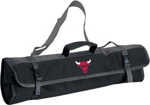 Picnic Time NBA Chicago Bulls 3-piece BBQ Set