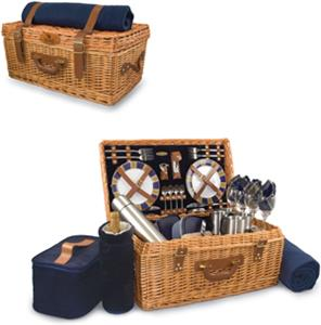 Picnic Time NFL Tennessee Titans Windsor Basket