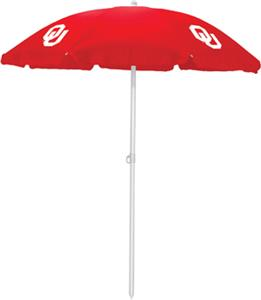 Picnic Time University of Oklahoma Sun Umbrella