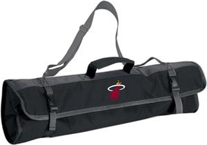 Picnic Time NBA Miami Heat 3-piece BBQ Set