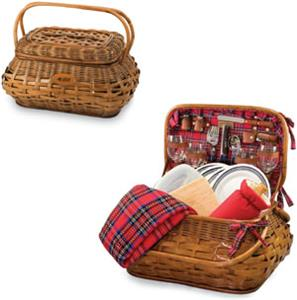 Picnic Time NFL Carolina Panthers  Basket