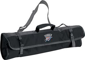 Picnic Time NBA OKC Thunder 3-piece BBQ Set