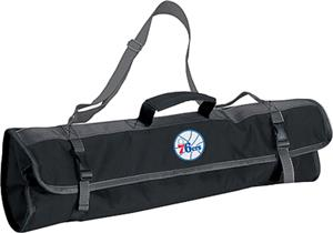Picnic Time NBA Philadelphia 76ers 3-piece BBQ Set