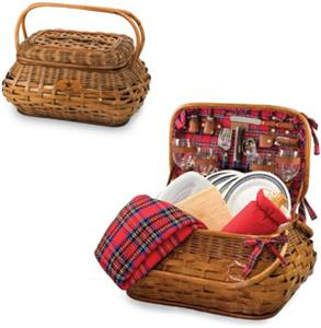 Picnic Time NFL Dallas Cowboys Highlander Basket