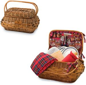 Picnic Time NFL Houston Texans Highlander Basket