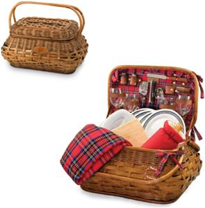 Picnic Time NFL Miami Dolphins Highlander Basket
