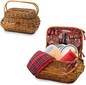 Picnic Time NFL New York Jets Highlander Basket