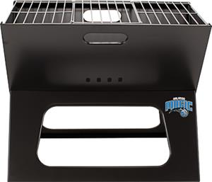 Picnic Time NBA Magic Charcoal X-Grill with Tote