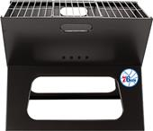 Picnic Time NBA Suns Charcoal X-Grill with Tote