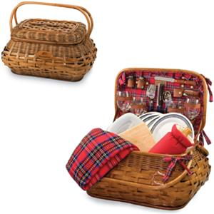 Picnic Time NFL Seattle Seahawks Highlander Basket
