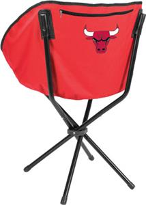 Picnic Time NBA Chicago Bulls Portable Sling Chair