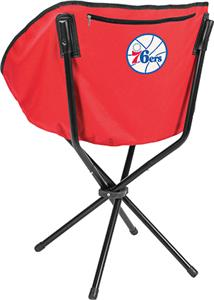 Picnic Time NBA 76ers Portable Sling Chair