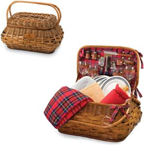 Picnic Time NFL Tennessee Titans Highlander Basket